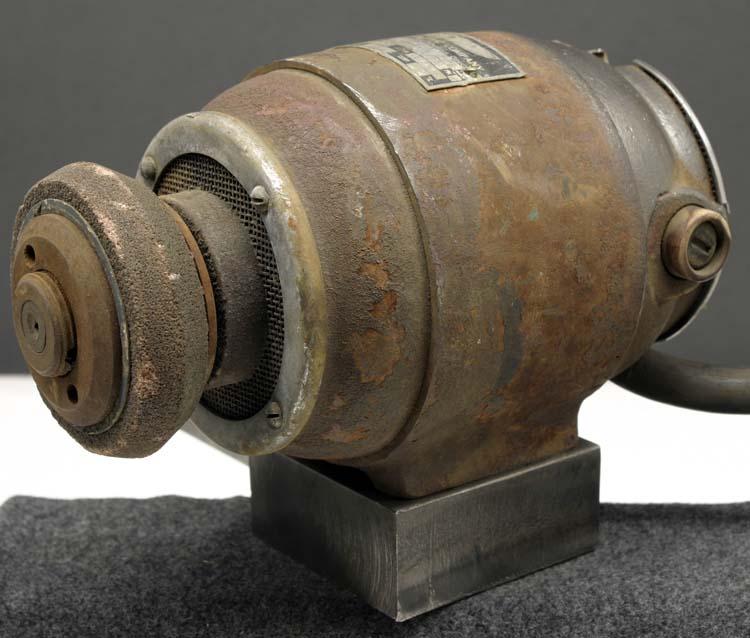 Lathe tool post grinder 10000 rpm 3 4 hp motor lamb for 10000 rpm ac motor